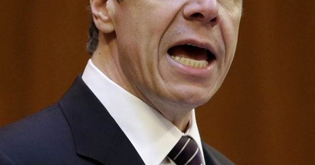 Cuomo: I'm as responsible for Silver as Obama is for Weiner