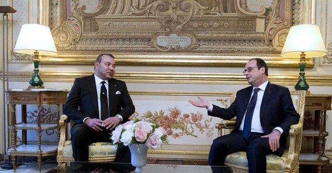 France and Morocco vow to fight terrorism together
