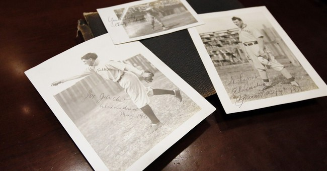 Clarification: Shoeless Joe Autograph story