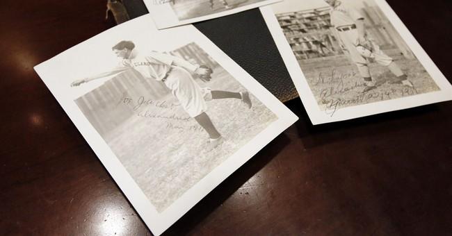 Clarification: Shoeless Joe Autograph story