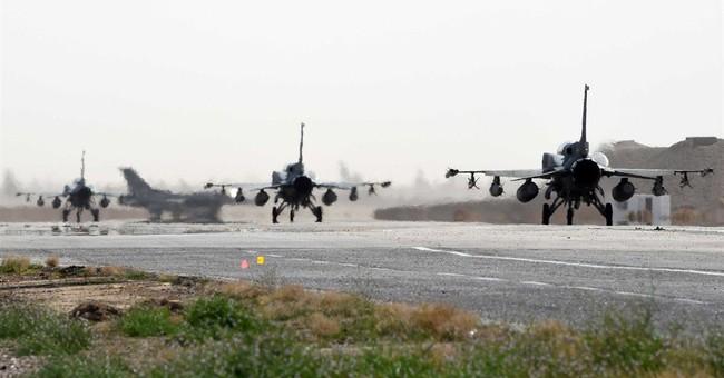 From Jordan base, UAE resumes airstrikes on Islamic State