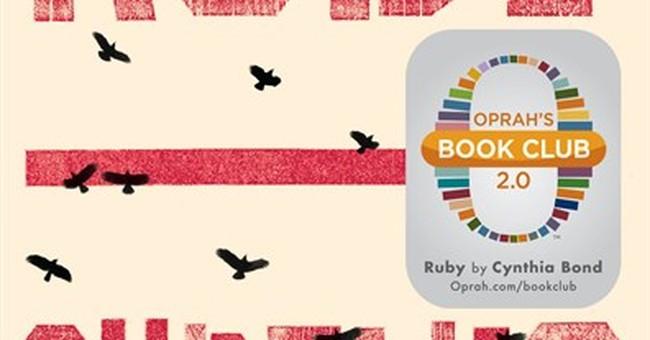 Oprah Winfrey selects Cynthia Bond's 'Ruby' for book club