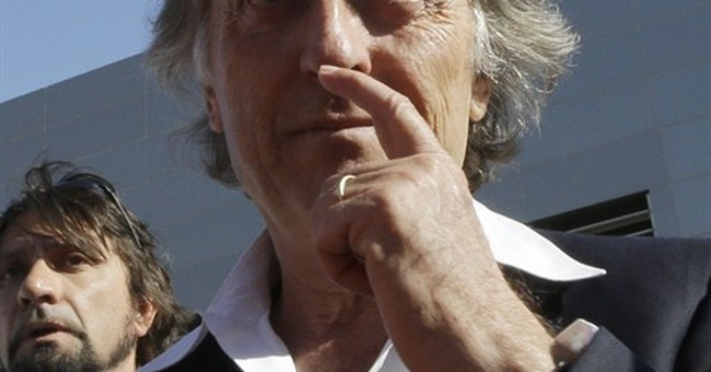 Fast lane: Ex Ferrari chief Montezemolo leads Rome 2024 bid