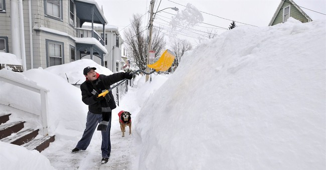 New England faces more snow, cold for Presidents Day weekend