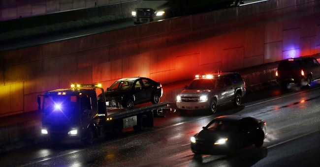 Highway operations to be reviewed after 40-vehicle wreck