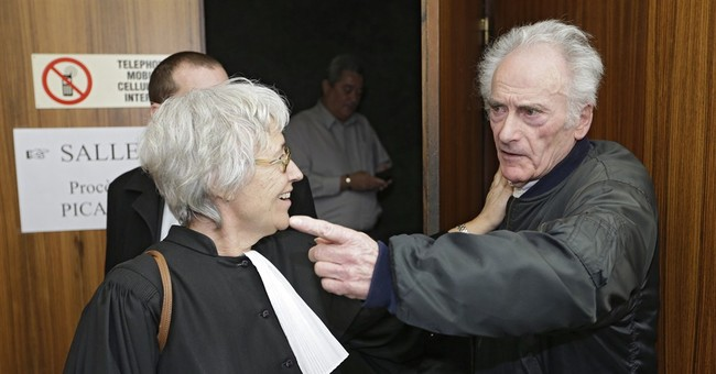 Picasso's ex-electrician, wife on trial over disputed cache