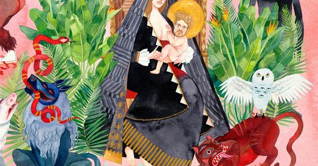 Review: Father John Misty remains muddled on 'Honeybear'
