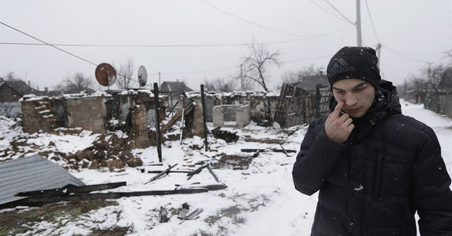 Life under shelling in eastern Ukraine: a battle to survive