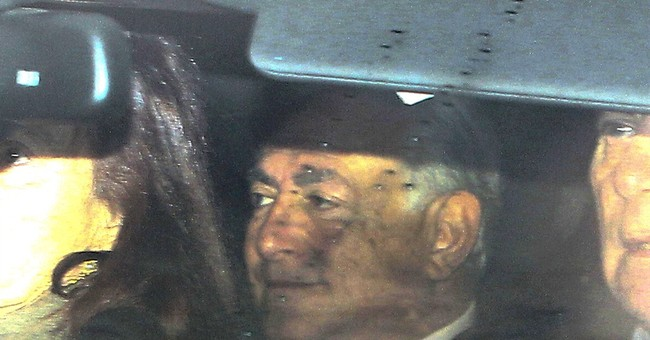 DSK trial: Prostitute said orgy was like 'antiquity'