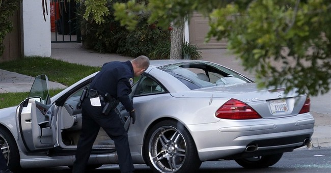 Suspect surrenders in shooting of San Diego TV sportscaster