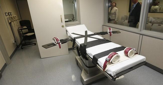 Nitrogen gas death penalty bills clear Oklahoma panels