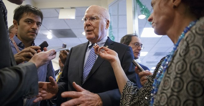 Leahy, most senior senator, to skip Netanyahu speech