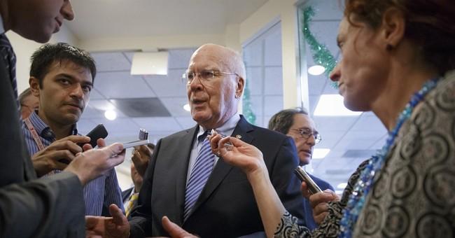 Leahy, most senior senator, to skip Netanyahu speech
