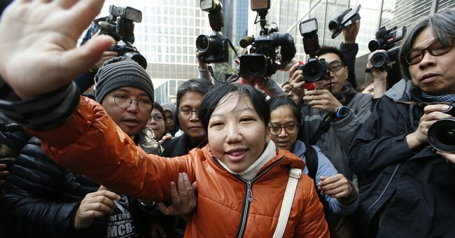 Hong Kong woman guilty in Indonesian maid torture case
