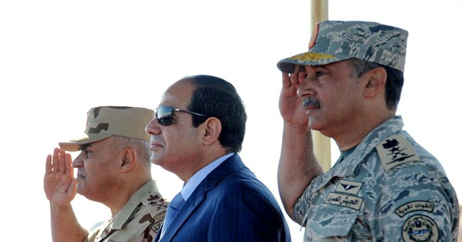 Egypt leader on defensive over claims he mocked Gulf allies