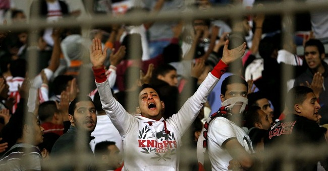 Egypt orders 3 soccer fans detained following stampede
