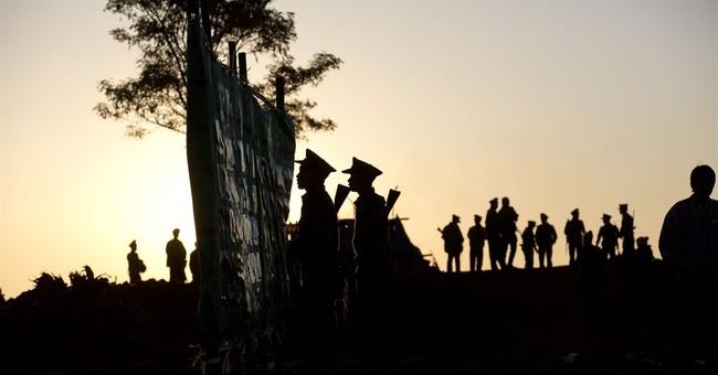 Small rebel army in Myanmar resists ceasefire talks