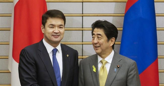 Japan, Mongolia ink trade pact that may increase car exports