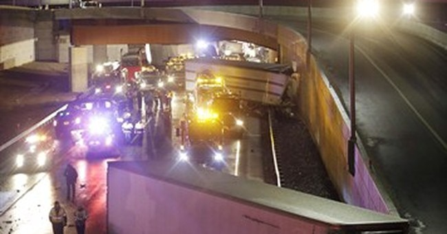 15 vehicles involved in New Jersey pileup; 1 person dead