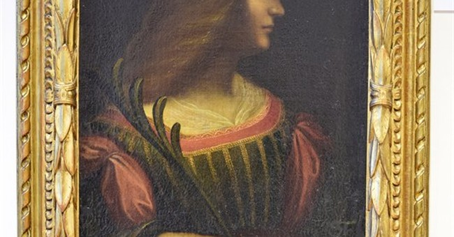Portrait attributed to Leonardo seized in Switzerland