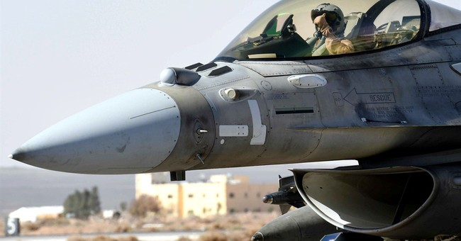 From Jordan base, UAE resumes airstrikes on Islamic State