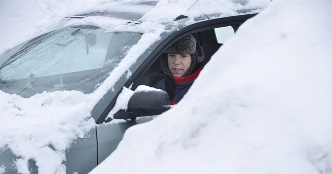 It's snow joke: More winter weather coming to New England