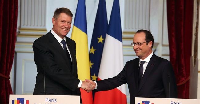 Ukraine: Hollande determined for peace talks to succeed