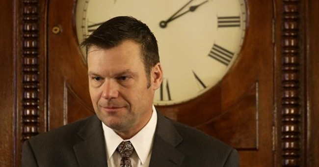 Prosecutors question Kobach claims of voter fraud in Kansas