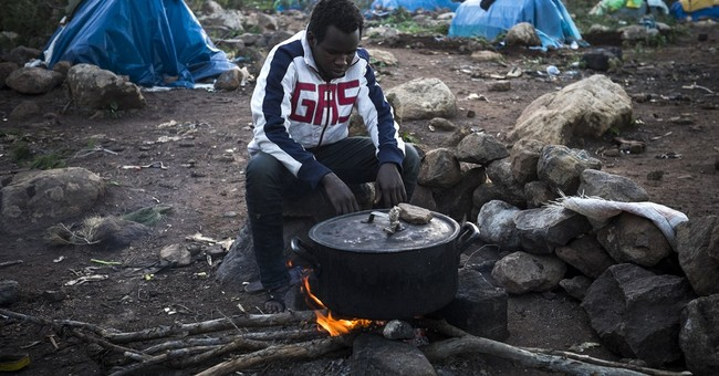 Morocco clears migrant camps near Spanish enclave