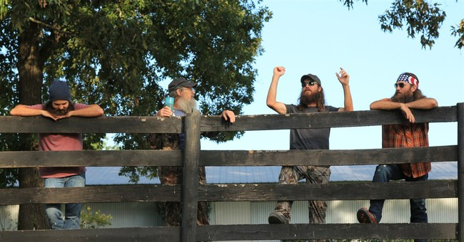 Unlikely new musical tells 'Duck Dynasty' family's tale