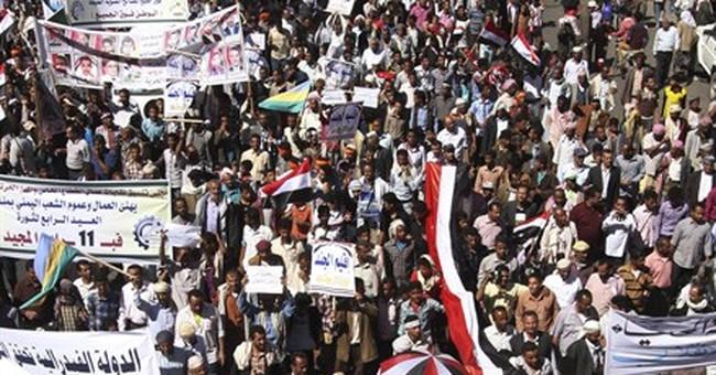 Yemen's neighbors warn of action if world fails to intervene