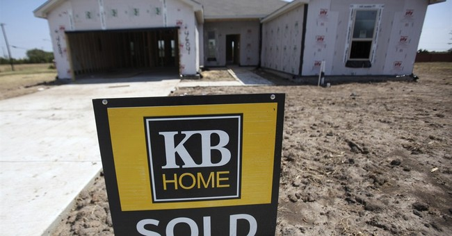 KB Homes says new home orders up 25 percent