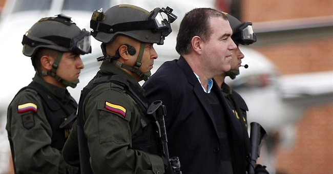 Venezuela arrests judge after ruling in drug smuggling case