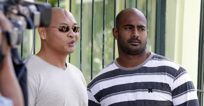 Australia asks Indonesia for mercy for 2 death row prisoners