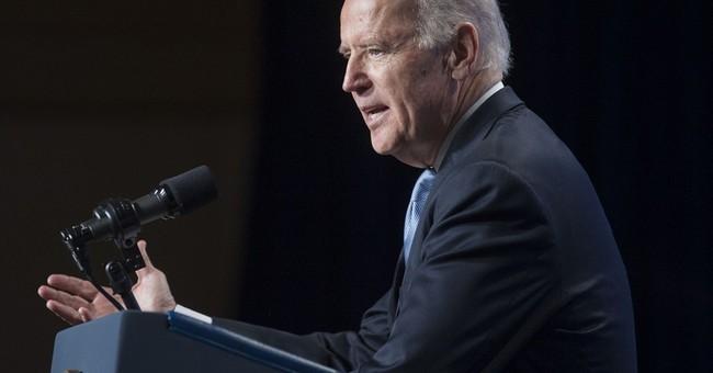 As 2016 campaign begins, Biden isn't part of Democratic mix