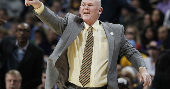 AP Source: George Karl to coach Kings after All-Star break