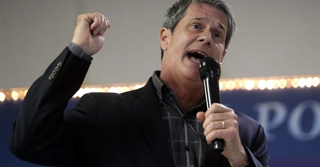 Balancing campaign and small business on Vitter's agenda