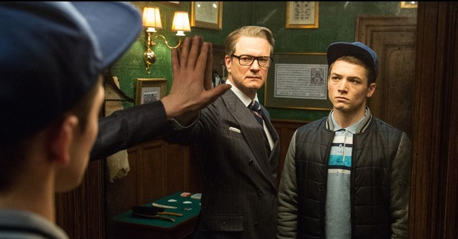 Review: 'Kingman' shakes up the traditional spy thriller