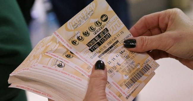 Puerto Rico, North Carolina, Texas tickets win Powerball