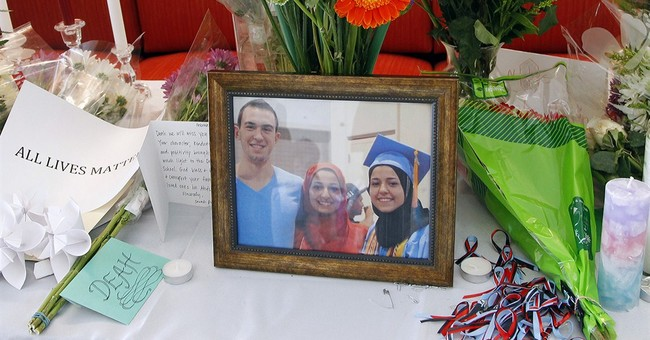 Family, friends say 3 slain in NC left a legacy of giving