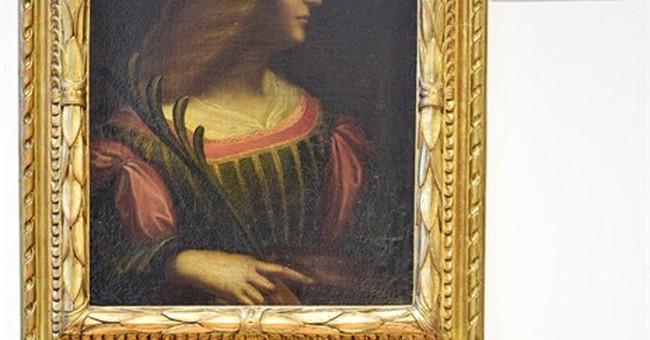 Leonardo expert denies authenticating 'lost' Leonardo