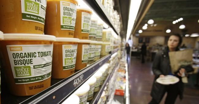 Whole Foods beats 1Q profit forecasts, stock rises