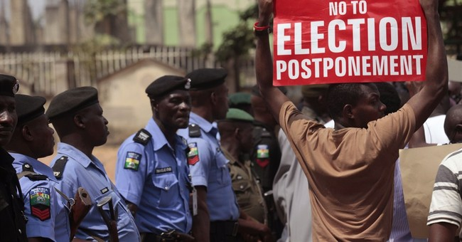 Nigeria election delay raises red flags at home, abroad