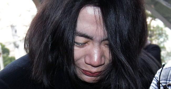 Korean Air heiress appeals nut rage ruling