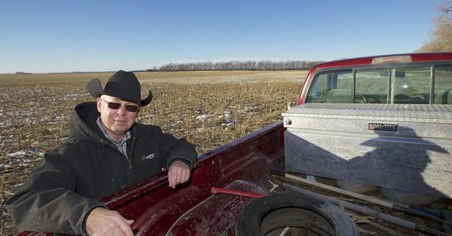 Company suspends efforts to seize Nebraska land for Keystone