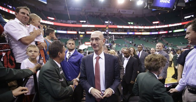 Silver 'focused on action' in 2nd year as NBA commissioner