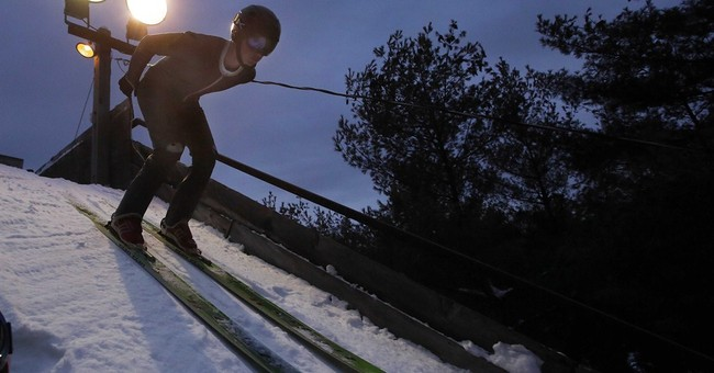 High schoolers soar in New Hampshire; only ski jumping state