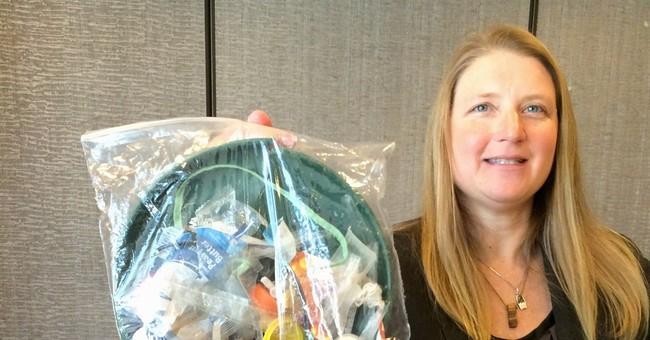 Study: World dumps 8.8 million tons of plastics into oceans