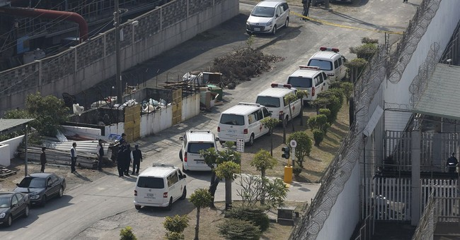 Taiwan: Inmates commit suicide after failed prison breakout