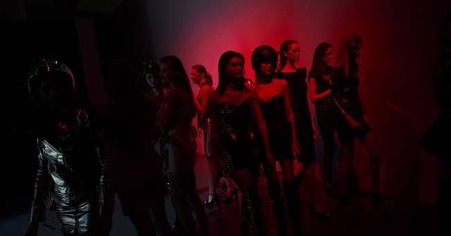 AP PHOTOS: Madrid Fashion Week celebrates 30th anniversary